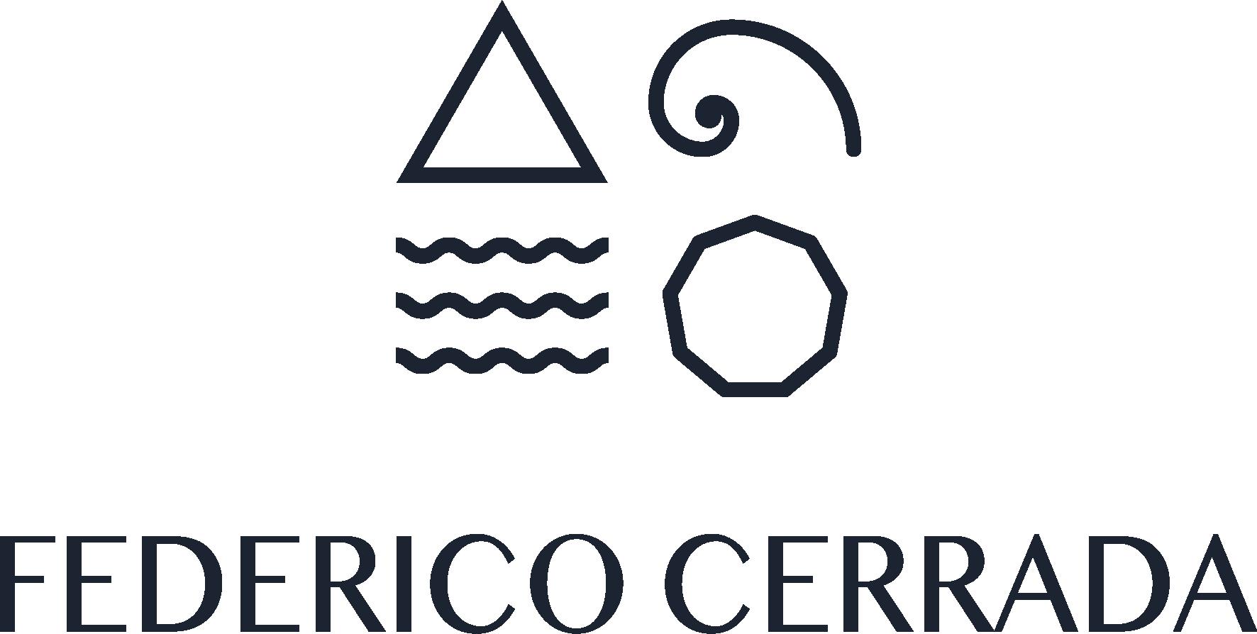 logotipo Federico Cerrada